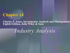 Chapter 14 Charles P. Jones, Investments: Analysis and