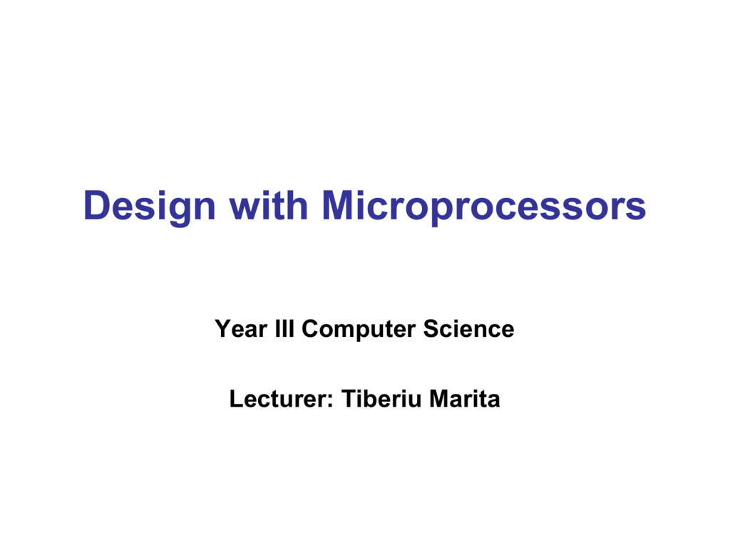 Barry B Brey Microprocessor Ebook