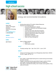 energy and environmental innovations