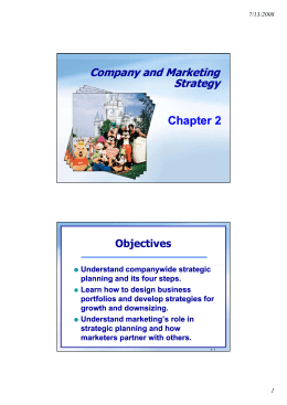 Principles of Marketing 02