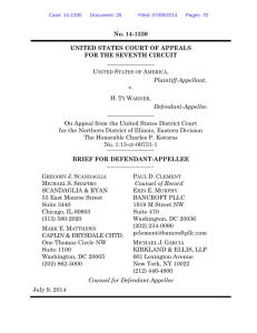 Defendant-Appellee Brief
