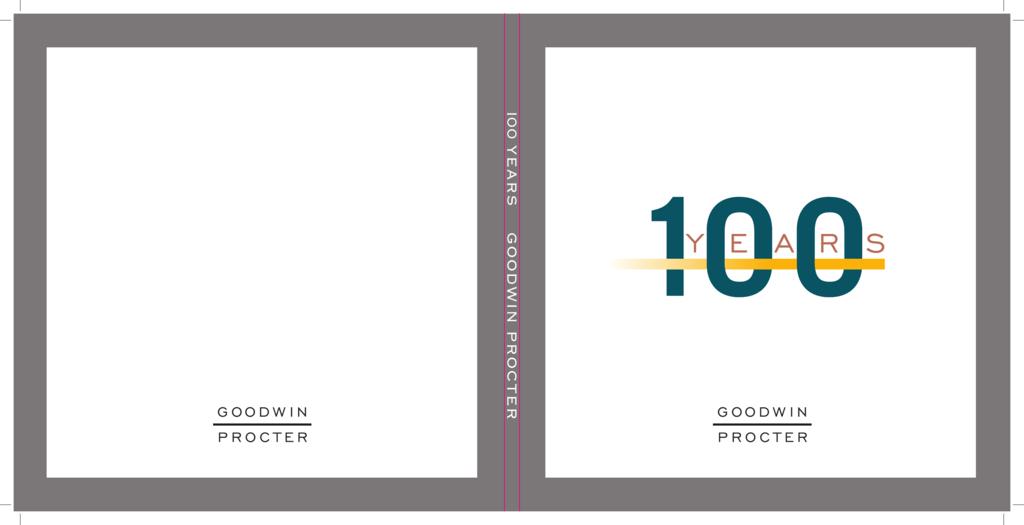GOODWIN PROCTER DOCUMENT DRIVER (2019)