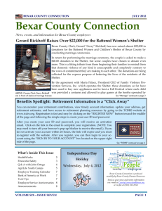 Bexar County Connection