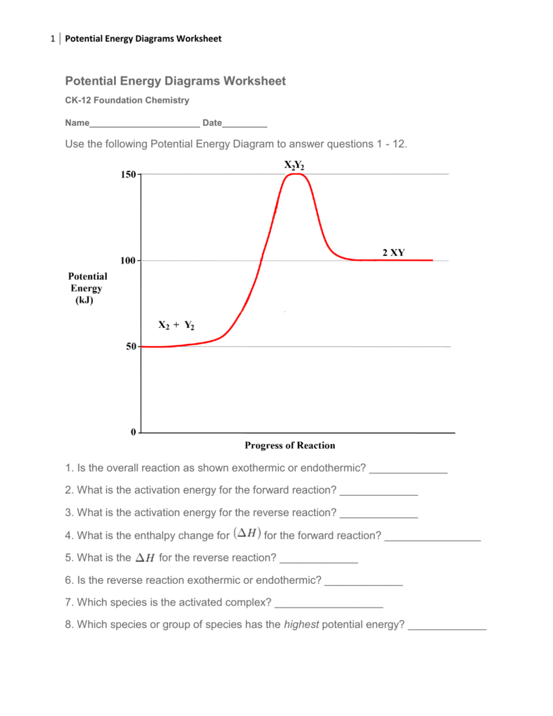 Worksheets Potential Energy Diagram Worksheet 008853286 1 98205464c3a0175a157c258ea31e40d9 png