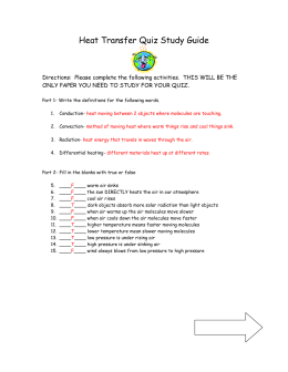 weather factors study guide rh studylib net heat transfer study guide heat study guide with answer key