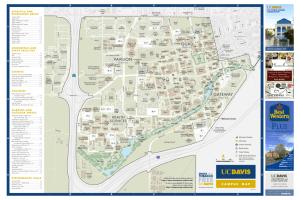 campus map - UC Davis School of Veterinary Medicine
