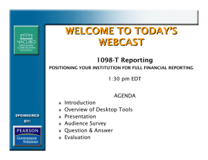 2003 reporting requirements
