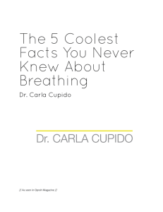 The 5 Coolest Facts You Never Knew About Breathing