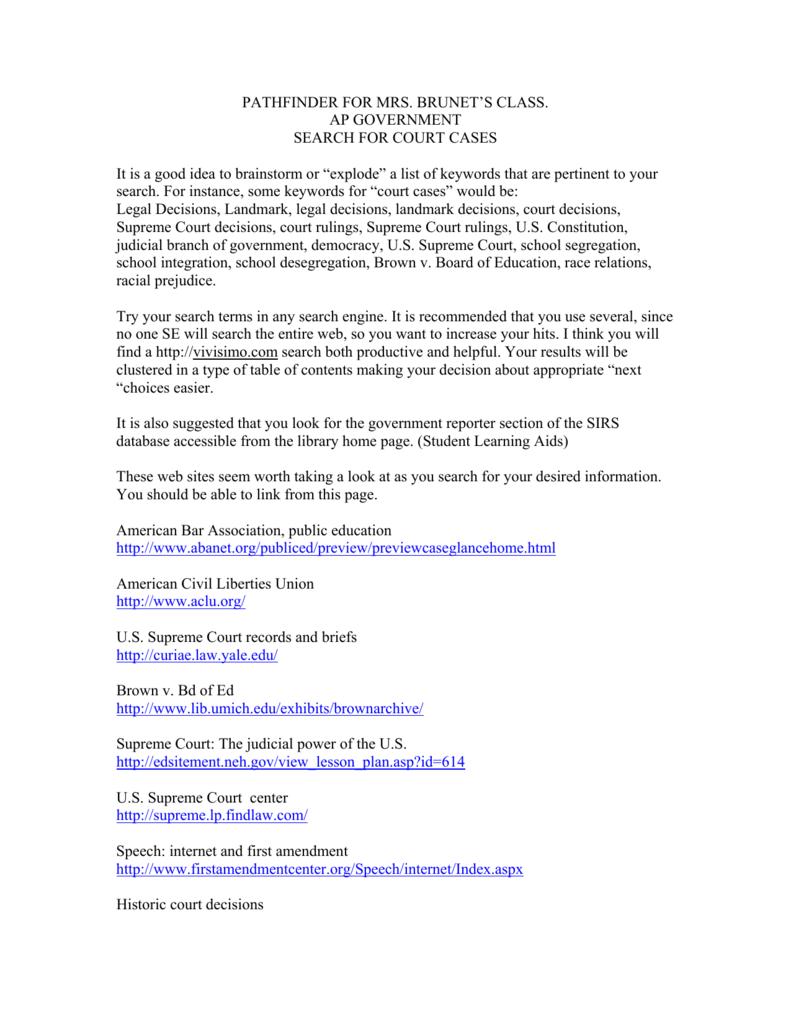 Court Cases Bergenfield Public School District