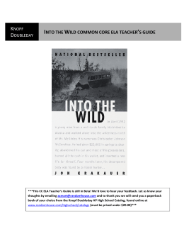 into the wild assignment questions Despite their significant investments in international assignments, companies still   provides the opportunity to address questions and anxieties in a  of it in the  home country currency to safeguard against wild currency.