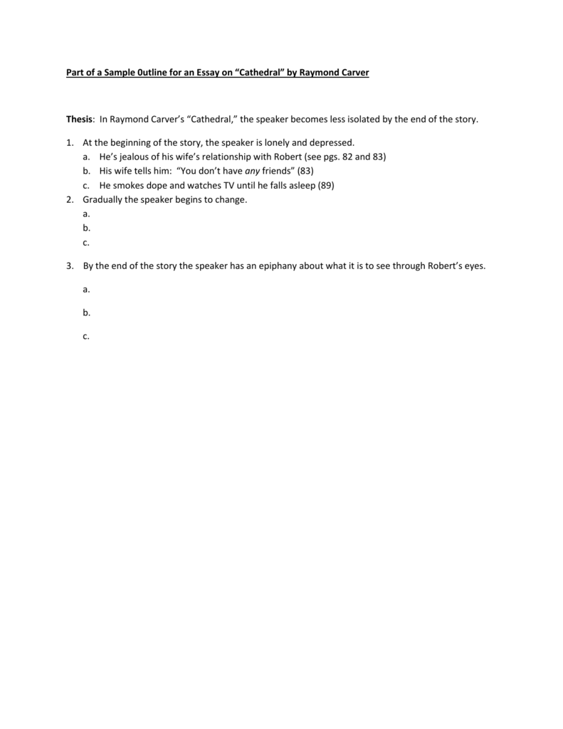 Compare And Contrast Essay Topics For High School Students  The Kite Runner Essay Thesis also Persuasive Essay Topics High School Part Of A Sample Utline For An Essay On Cathedral By Raymond Science Vs Religion Essay