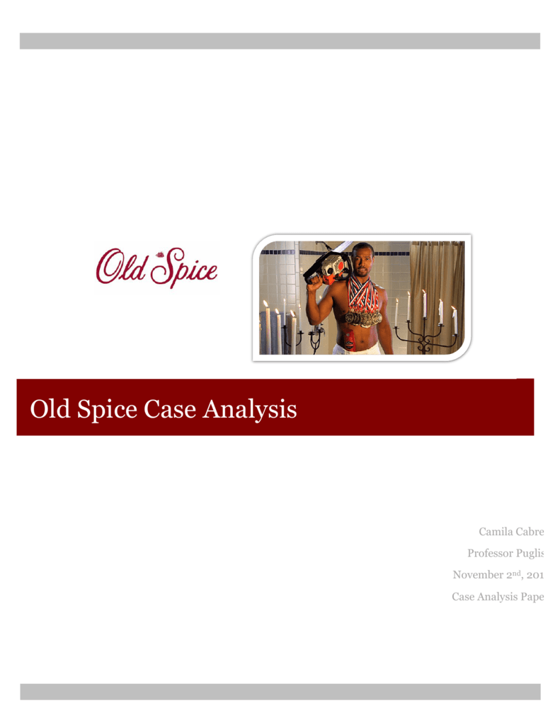 old spice case study wieden kennedy