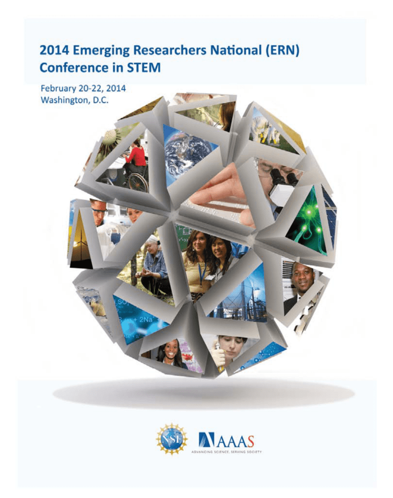 2014 ERN Conference in STEM Program Book
