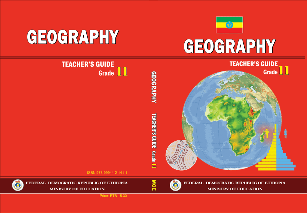 Geography Grade 11 Teachers Guide