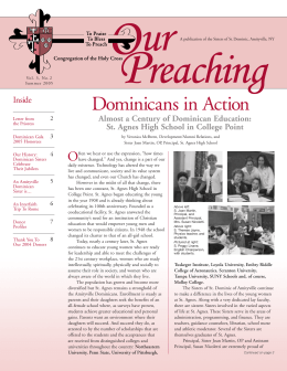 2005 - Dominican Sisters of Amityville