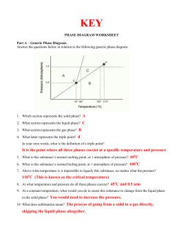 Phase diagram review liberty union high school district phase diagram worksheet ccuart Choice Image