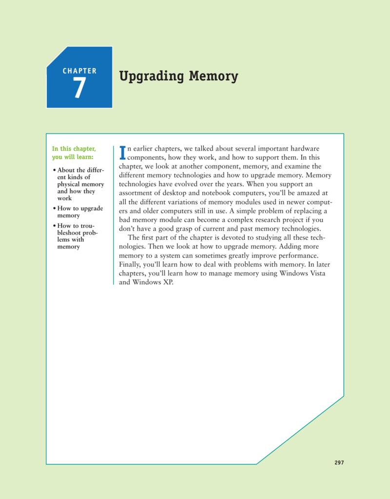 Upgrading Memory 1 Gb Ddr1 Pc3200 Ready 008878462 363bddc34af5c79a6491552b1c61c463