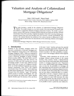 how to buy collateralized mortgage obligations