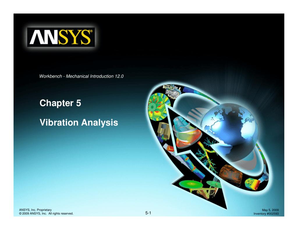 Chapter 005, Vibration Analysis