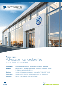 Volkswagen car dealerships