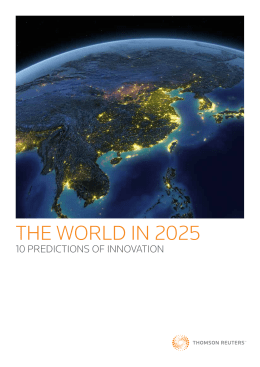 the world in 2025