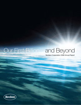 One Billion and Beyond