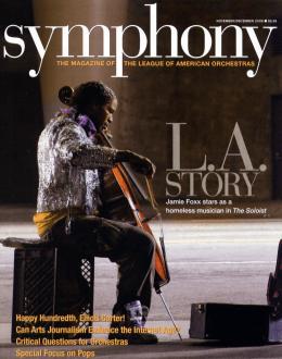 the soloist schizophrenia analysis