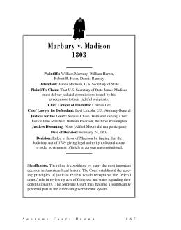 Worksheets Marbury V Madison Worksheet marbury v madison worksheet 1803 ramsey school district