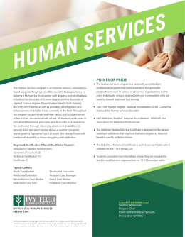POINTS OF PRIDE - Ivy Tech Community College