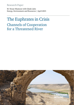 The Euphrates in Crisis
