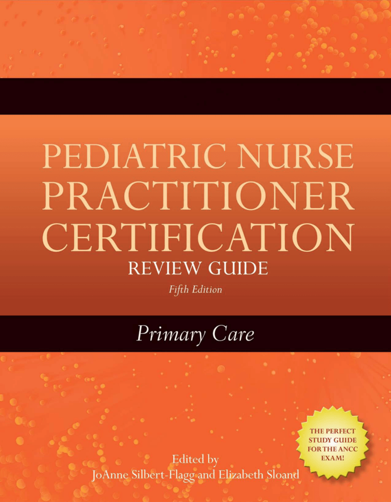 Pediatric nurse practitioner certification review guide primary xflitez Image collections