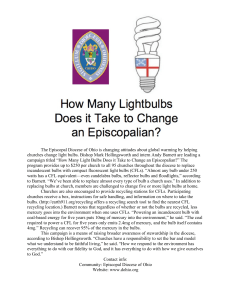 The Episcopal Diocese of Ohio is changing attitudes about global