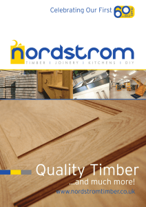 Quality Timber - Nordstrom Timber