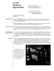 Assignment 6 Perspective lecture notes page 1