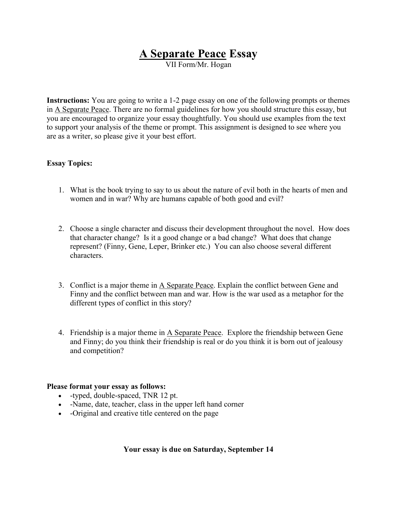 Sample Essay Proposal  Abraham Lincoln Essay Paper also Thesis Statement Examples For Persuasive Essays A Separate Peace Essay Business Management Essay Topics