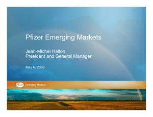 Pfizer's 2013 10K