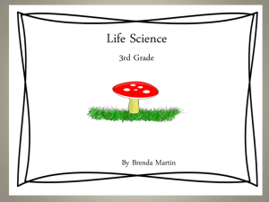 Introductory Life Science