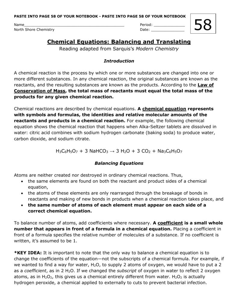 Balancing chemical equation practicecx biocorpaavc Choice Image