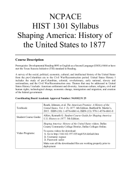 history 1301 syllabus Here is the best resource for homework help with history 1301 : array at collin college spring 2016 course syllabus history.