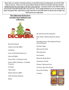 December - Levi Heywood Memorial Library