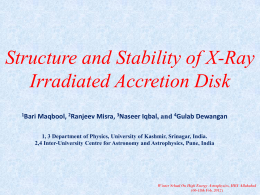 Structure and Stability of X-Ray Irradiated Accretion Disk