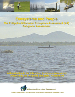 an assessment of laguna lake development Laws and policies | environmental impact assessment news  impact assessment  the general manager of the laguna lake development authority to grant or.