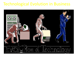 Mr. Suwarn Kumar Singh, Technological Evolution