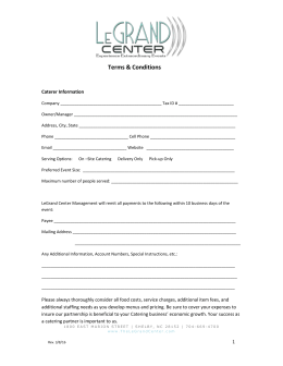 click here - Legrand Center