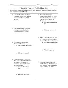 Physics 10 Final Exam