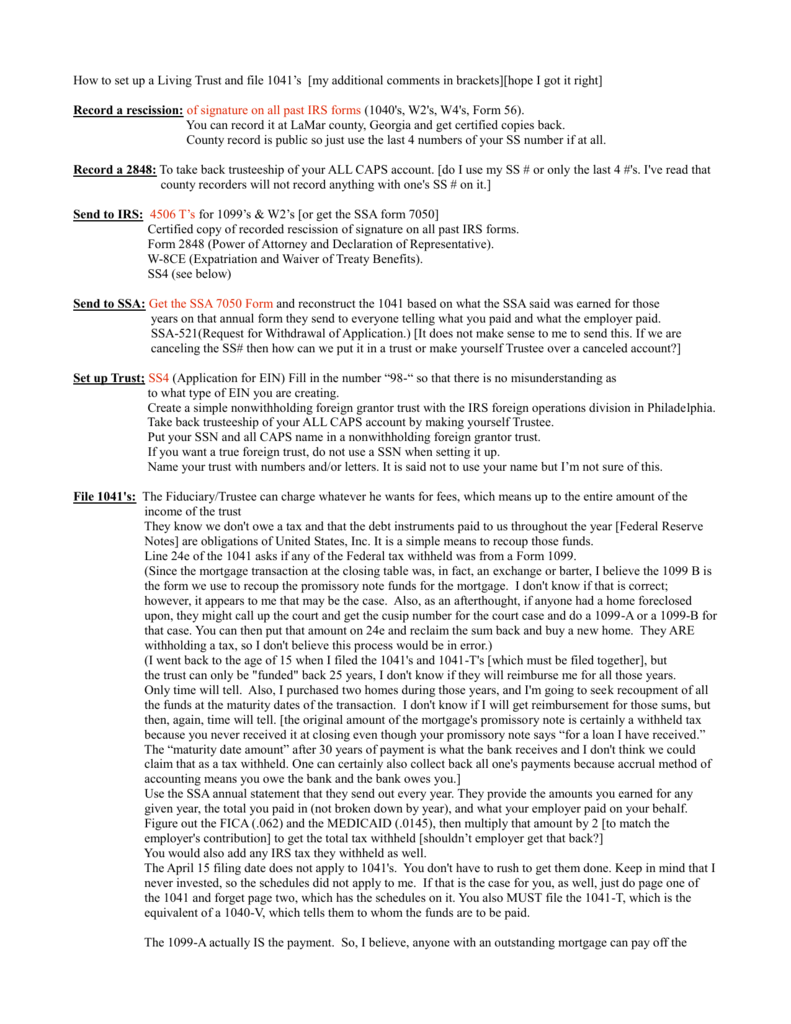 how2setuptrust&file1041