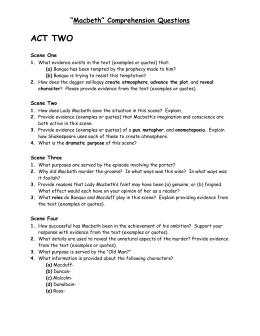4570book 1080 Uhd Macbeth Act Four Comprehension Check