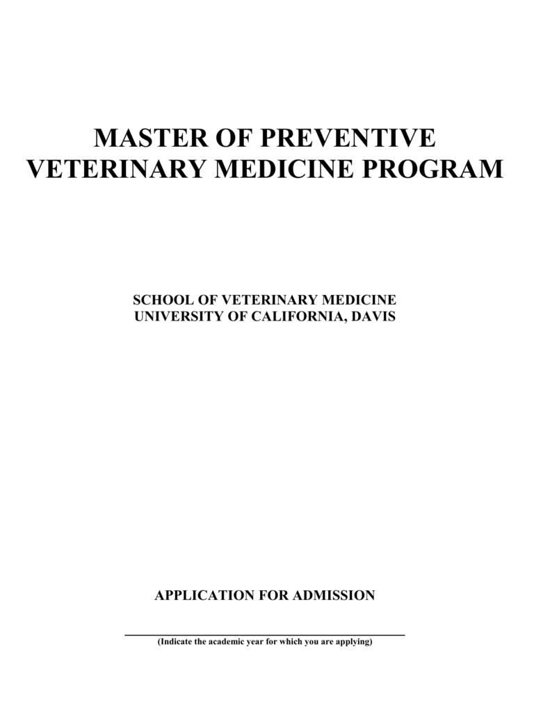 Post graduate training in uc davis school of veterinary altavistaventures Gallery