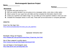 File electromagneic spectrum project
