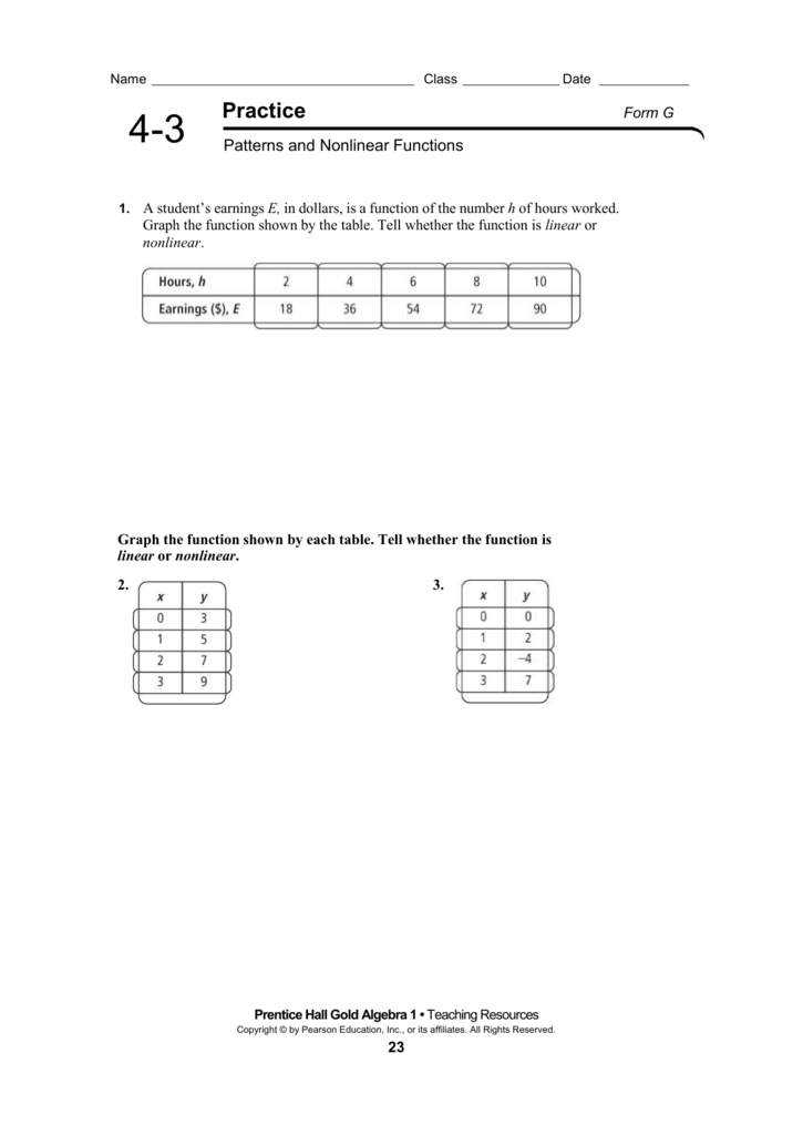 4 3 Worksheet